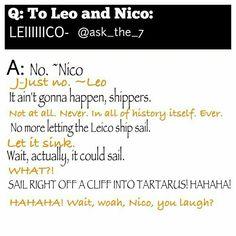 Leo and Nico
