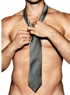 Christian.  And his tie.