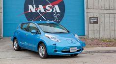 Nissan und die NASA