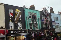 Camden Town, London.
