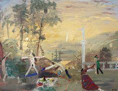 John Bradford - Picnic on the Grass Bradford, Grass, Picnic, Paintings, Sculpture, Art, Art Background, Paint, Grasses