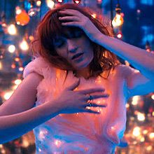 I never get tired of the video for Cosmic Love by Florence + The Machine.
