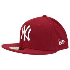 Boné New Era 5950 MLB Basic Colors New York Yankees - Compre Agora 889bcdc8436