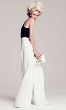 Black and White Fashion Trends | Why the Black and White Fashion Trend Doesn't Look Good on Most People