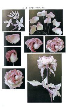 ЯПОНСКИЕ КНИГИ ПО ЦВЕТОДЕЛИЮ В ЭЛЕКТРОННОМ ФОРМАТЕ ПДФ | Цветы из ткани: мастер-классы, товары для цветов | VK
