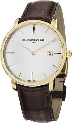 Under (add your price ranges) Frederique Constant Slim Line Mens Watch 306V4S5