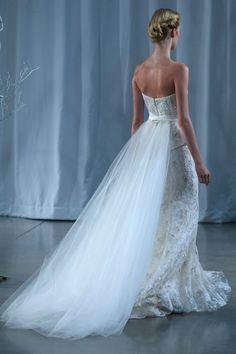 Monique L'Hulier – Bridal Fall 2013