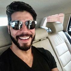 Quem disse que não tem óculos #fashion para #homens? Nas #oticaswanny tem!! #diorhomme #lançamento #news #kadudantas #iguatemi #higienopolis #oscarfreire #ibirapuera #abc #paulista #jk #villalobos #sp