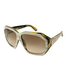 Look at this Tom Ford Gray & Yellow Havana Elise Sunglasses on today! Grey Yellow, Gray, Sunnies, Sunglasses, Havana, Tom Ford, Eyewear, Style Me, Purses