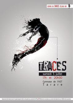 """Ecole de danse celine roy Tarare 69170 - Spectacle 2014 """"Traces"""""""