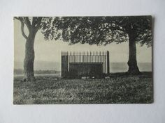 THE MILLERS TOMB TOWN HILL Nr. WORTHING - BY J.WHITE , LITTLEHAMPTON | eBay