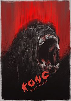 Kong I Movie Poster I Rafal Rola