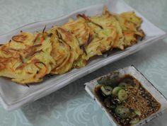 색다른 맛, 고소한 감자전, 쉽게 만드는 법