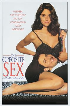 Watch The Opposite Sex And How To Live With Them (1992) : Full Movie Online Free Jewish Jack-the-lad David Seriously Fancies Smart, Rich Anglo-Saxon...