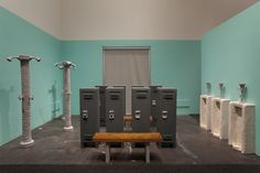 """Nathan Vincent's Knit and Crochet """"Locker Room"""""""