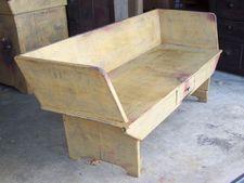 Unique Country & Primitve Reproduction Furniture