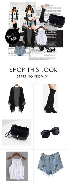 """""""SheIn 6/III"""" by amina-haskic ❤ liked on Polyvore featuring Sheinside"""