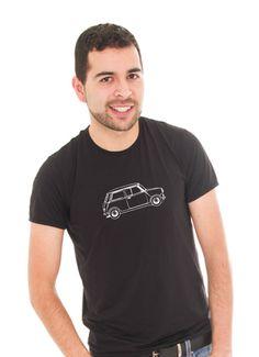 Classic Mini Cooper Hand Drawn Car Design T shirt by tshirtinc Classic Mini, Hand Drawn, How To Draw Hands, Shirt Designs, Trending Outfits, Car, Mens Tops, T Shirt, Etsy