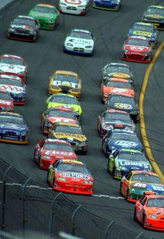 Daytona 500 On the bucket list