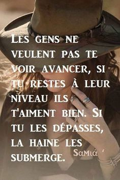 Ah la jalousie !!!!