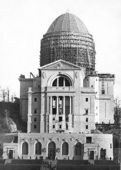 St Joseph, Canada, Chapelle, Pisa, Taj Mahal, Photos, Tower, Montreal Architecture, Building