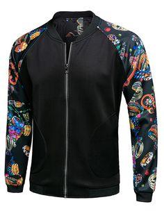 Material:Polyester|Embellishments:Print  #men #fashion