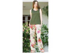 Sommer-Homewear Strandanzug «Olivia»