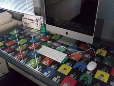 Creativas ideas para reciclar diskettes