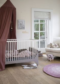 Make their room into a fairytale with this Midnight Plum Canopy from interior brand Sebra. Crafted from breathable and lightweight cotton which hangs down from the bed easily. Best Bedding Sets, King Bedding Sets, Luxury Bedding Sets, Plum Bedding, Junior Bed, Bed Lights, Childrens Room Decor, New Beds, Baby Bedroom