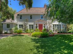 """Chris Meloni Is Selling the Former """"Ozzie and Harriet"""" House - Hooked on Houses Scary Ghost Pictures, Ghost Photos, Chris Meloni, Oregon House, Real Haunted Houses, Hollywood Hills Homes, Paranormal Photos, House On A Hill, Indoor Outdoor Living"""