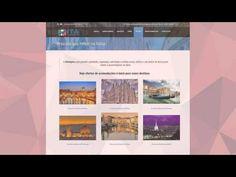 Criação de Site para Turismo: Operadora Itaviagens Brasília