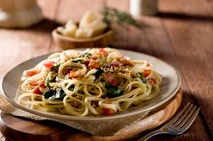 Kale is being hailed as one of the greatest superfoods of the decade. But what if you want a meal with super-nutrients and substance? In that case, this pasta recipe is calling your name.