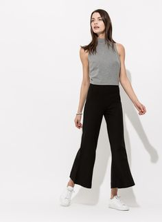 Women's Pants & Shorts: Cropped, Ponte, Wide Leg Pants & More   Kit and Ace