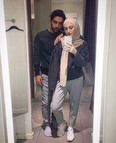Pinterest: @adarkurdish Cute Muslim Couples, Cute Couples Goals, Niqab, Muslim Couple Photography, Casual Hijab Outfit, Hijab Fashion Inspiration, Muslim Hijab, Girl Hijab, Couple Outfits