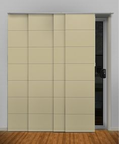 Contra 3000 Sewless (Blockout) Panel Glide #panel #glides #blinds