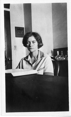 Isabella Gordon (1901-1988) by Smithsonian Institution, via Flickr