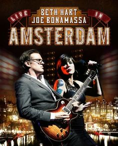 'Live in Amsterdam' Beth Hart & Joe Bonamassa (March 25) http://www.amazon.co.jp/dp/B00I5NKOOG/ref=cm_sw_r_pi_dp_czHbtb0HDXTKJ