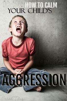 Do you have a toddler who is experiencing the terrible twos…or threes? …an older child whose behavior is getting to be unmanageable? Not sure where to start at bringing peace back into your home? Here are some tips on how to calm your child's aggression. raising children, kids, #kids parenting