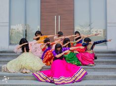 Friends that dab together, stay together! Want to get a chance to get featured on our page? DM us your request along with your pics 😍🤗 . Indian Wedding Couple Photography, Bridal Photography, Photography Ideas, Bride Poses, Wedding Poses, Bridesmaid Poses, Bridesmaids, Bridal Photoshoot, Mehendi