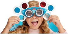 Little Tikes Stem Jr. Explorer Lens - Bug Eye with 4 Vision Lenses is a toy our 6 year old girl loves to play with. These are super popular toys!