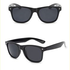 HOT 6 Colors Vintage Men's Women's Sunglasses Brand Designer Mirrored Male Female Sun Glasses Feminine Masculine Fashion Glasses