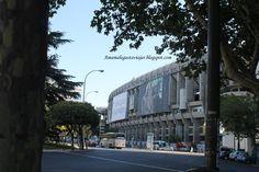 Estadio de fútbol Santiago Bernabeú