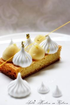 Sablé Breton au Citron  Back to basic thing.........Homework for Chef pee Pop