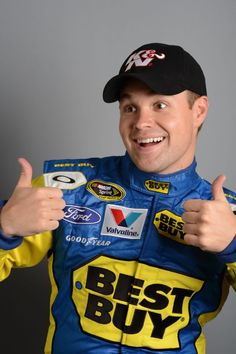 Roush Fenway Driver, Ricky Stenhouse, Jr., is a contender for Rookie of the year honors in the NASCAR Sprint Cup Series.