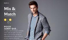 Tomas Skoloudik Shows How to Wear Sleek Summer Men's Styles