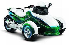 Roadster CanAm Spyder Plug-in Hybrid