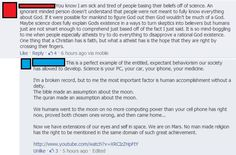 If you try and shit-talk science on the internet, your gonna have a bad time. - Imgur
