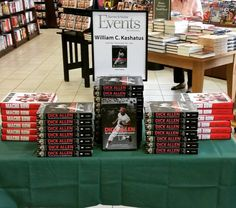 "Saturday November 4th at 1pm to meet author William Kashatus. He will be signing his latest release ""Dick Allen: The life and Times of a Baseball Immortal"". #author #signing #bn #barnesandnoble #sports #baseball #phillies #billkashatus #sportsbook #dickallen"