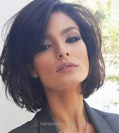 Superb Chic and Eye-Catching Bob Hairstyles   Short Hairstyles 2016 – 2017   Most Popular Short Hairstyles for 2017  The post  Chic and Eye-Catching Bob Hairstyles   Short Hairstyles 2016 – 20 ..