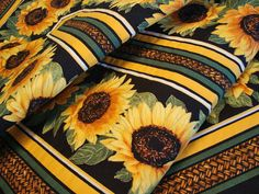 Hey, I found this really awesome Etsy listing at https://www.etsy.com/listing/206538206/sunflower-table-runner-quilted-table